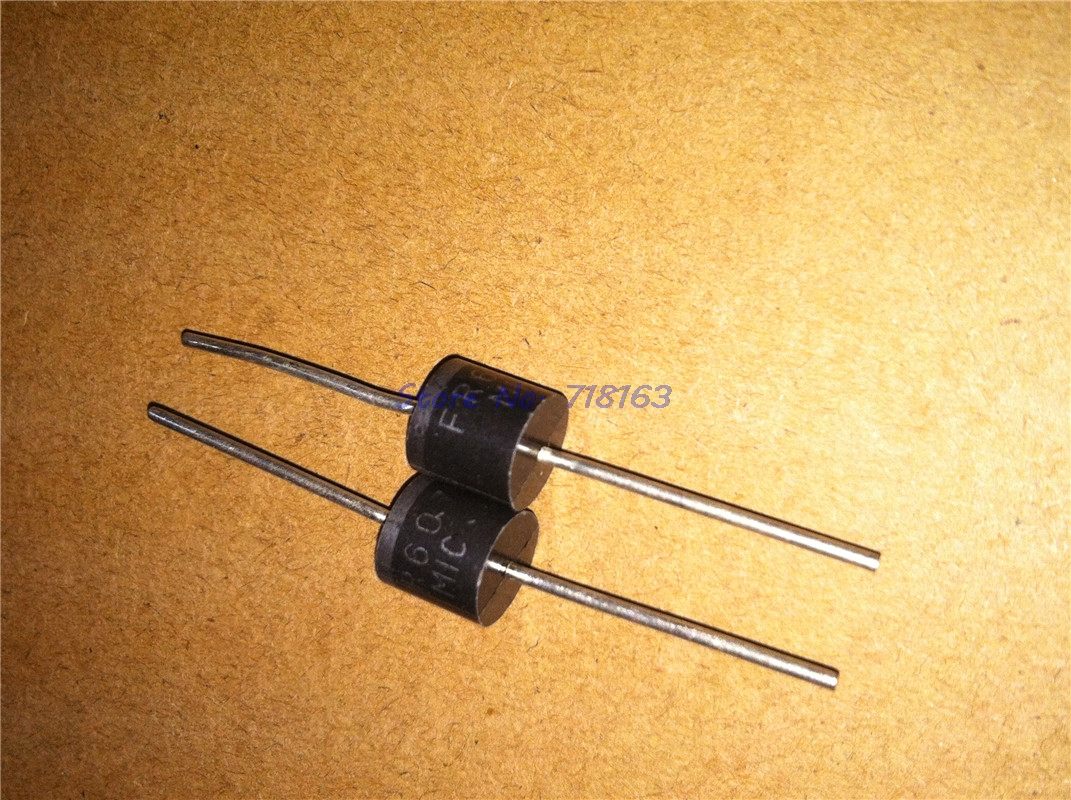 20pcs/lot Rectifier Diode HER108 HER208 HER307 HER308 HER508 SF16 SF56 SF54 FR307 FR607 DO-27 In Stock