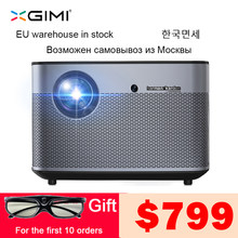 XGIMI H2 1080P Full HD DLP Projector 1350 ANSI Lumens Support 4K Android Wifi Bluetooth 3D Projector Home Theater TV Beamer HDMI(China)
