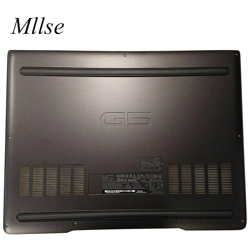 Envío Gratis nuevo ordenador portátil cubierta inferior cubierta de la base para DELL g5-5590 15,6