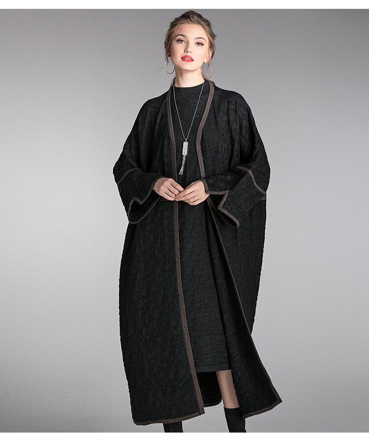 female new autumn and winter plus plus Women's Sweaters/Coat