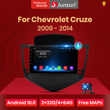 Stereo-Player Car-Radio Cruze Bluetooth Chevrolet Android-10 Gps Navigation Auto No-2din