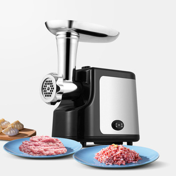 Electric Meat Grinder Machine Sausage Maker Meat Grinding Machine Household Food Grinding Cutter Kitchen Appliance THMG1350A 1l automatic yogurt maker machine household electric diy yogurt tool kitchen appliance kitchen appliance 220v