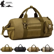 Romher Military Tactical handbag Shoulder Large Capacity Outdoor Travel Bag Hiking Backpacks Camping