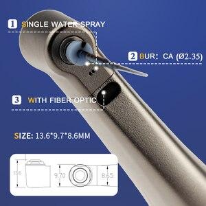 Image 3 - ทันตกรรมไฟฟ้ามอเตอร์Handpiece 16:1ลดContra Angle Handpieceเดียวสเปรย์น้ำด้านในEndodonticวัสดุ