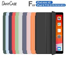 2019 Ipad 10.2 Case Voor Ipad 7th Generation Cover Voor 2017 2018 Ipad 9.7 5/6th Air 2/3 10.5 mini 4 5 2020 Pro 11 Air 4 10.9