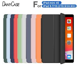 2019 iPad 10.2 Case For iPad 7th Generation Cover For 2017 2018 iPad 9.7 5/6th Air 2/3 10.5 Mini 4 5 2020 Pro 11 Air 4 10.9