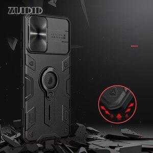 Image 4 - [Luxury] ผู้ถือลายนิ้วมือสำหรับ Samsung Galaxy S21Ultra หมายเหตุ20 Ultra กันกระแทกกล้องเลนส์ป้องกันกันชนโทรศัพท์ครอบคลุม