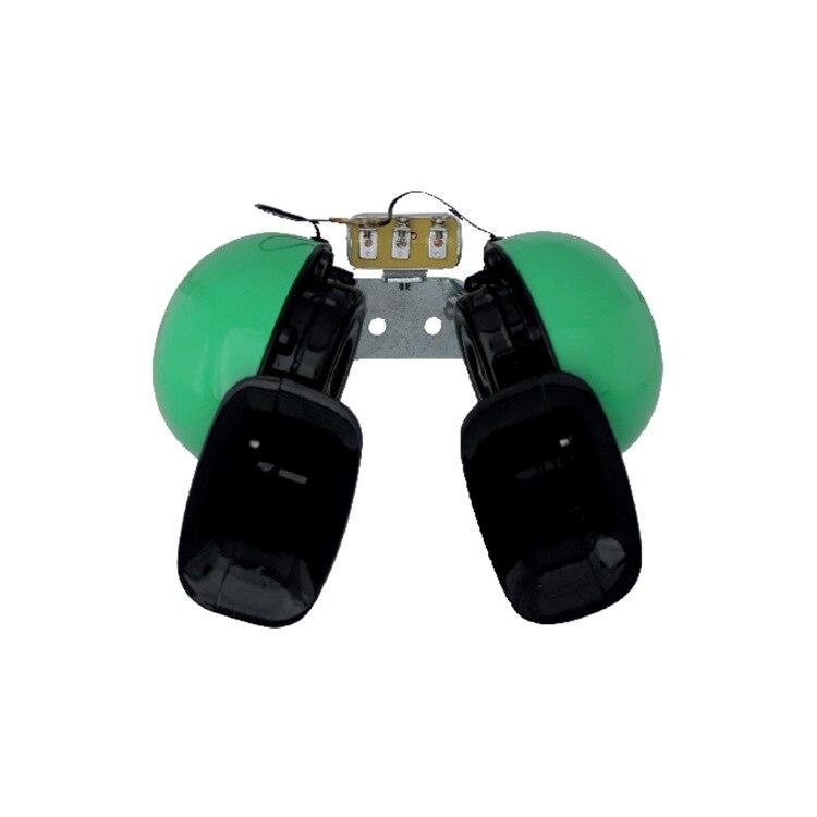 Fabricants vente directe voiture escargot trompette 12V Super fort haute puissance sifflet haut-parleur trompette électrique offre spéciale Whol
