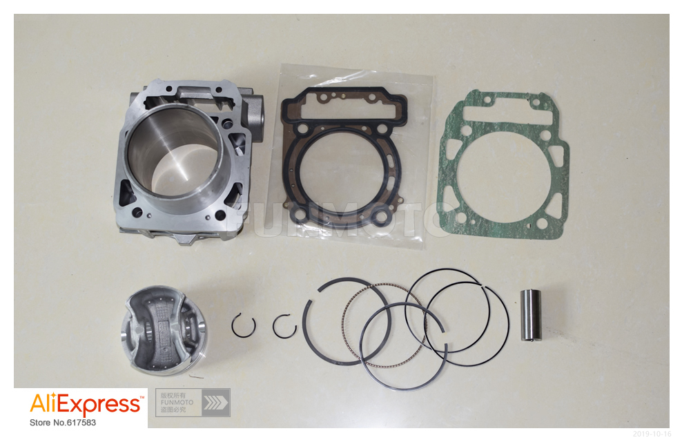 front and rear cylinder/piston/rings/pin/circlip/cylinder gaskets fit for odes800 /BRP CAN AM OUTLANDER 1000parts of a daisy flowerparts telephoneparts mixer -