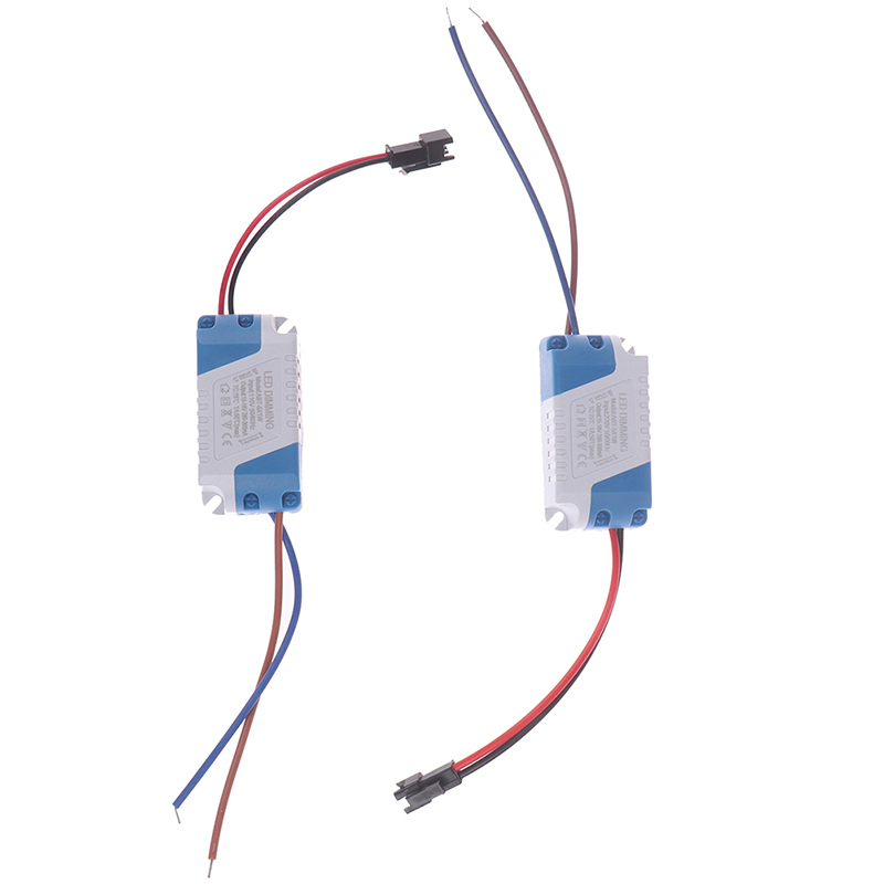 Hot New EU <font><b>LED</b></font> <font><b>Driver</b></font> 1W 3W 5W 10W 20W 30W 36W 50W 100W 300-1500mA Waterproof Lighting Transformers DIY Lamp Power Supply image
