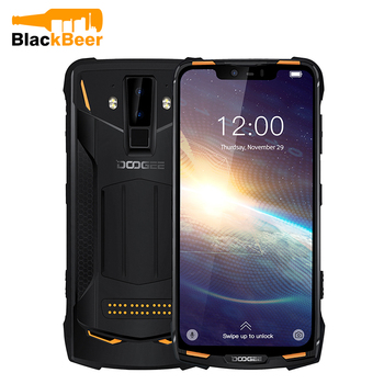 DOOGEE S90 Pro 6.18 Inch MT6771T P70 Smartphone IP68 Rugged Cellphone 6G 128GB AL Camera Android 9.0 Mobile Phone 5050mAh 12V/2A - discount item  28% OFF Mobile Phones