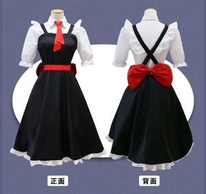 Image 5 - Fräulein Kobayashi der Drachen Maid Tohru Cosplay Kostüm für Frauen Kobayashi San Chi Keine Maid Uniformen Kostüm