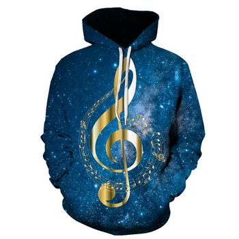 custom hoodies embroidered blank hoodies with no labels printing hoodies new design top quality personalised sublimation Music Note 3D Autumn Hoodies Printing Sweatshirt Hoodies Pullover Tracksuits Colorful High Quality Sportwear Comfortable