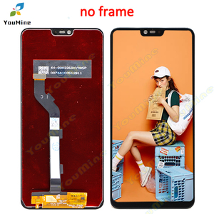 Image 2 - For Xiaomi Mi 8 Lite Mi8 Lite LCD Display Touch Screen Digitizer Assembly Replacement For Mi8 Youth Mi 8X LCD