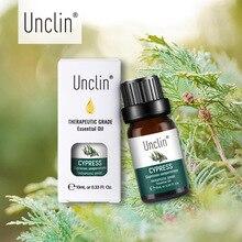 Unclin10ml Cypress Pure Essential Oil Tea Tree Lavender Sand