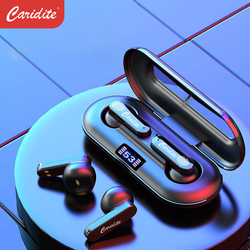 Caridite Portable Bluetooth Earphone Girl Best Christmas Gift Wireless Headphone Beauty Present to Children New Product for Kid