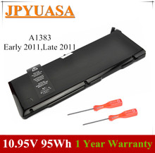 10.95V 95wh Genuine A1383 Battery For Apple MacBook Pro 17