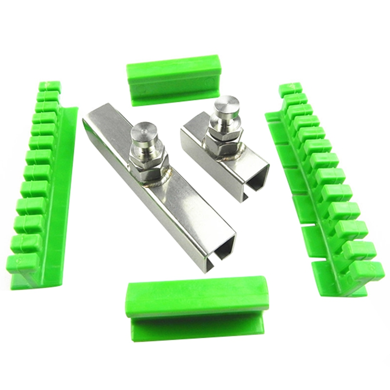 Glue Tabs Tools Kit For Car Paintless Dent Repair Tool Auto Dent Repair Tools Long Dent Repair Tools