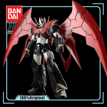 BANDAI HG 1/144 Mazinkaiser INFINITY Ver PVC Assembly Model Ornament Action Toy Figures Christmas Birthday Gift