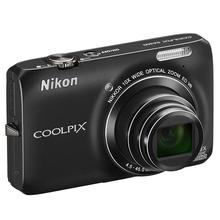 USED Nikon COOLPIX S6300 16 MP Digital Camera with 10x Zoom