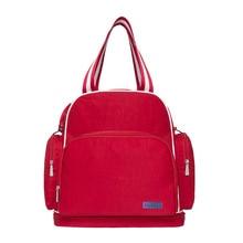 Heine Hain многофункциональная сумка для подгузников большого объема, модная сумка для подгузников в Корейском стиле, сумка для мамы, сумка для мамы, различные методы спины