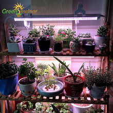 50W Full Spectrum Fito lamp LED Plant Grow Light SMD5730 Plants Growth Lamp Flower Seed Vegetable Growing Lights Strip Indoor