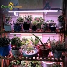 50W Voll Spektrum Fito lampe LED Anlage Wachsen Licht SMD5730 Pflanzen Wachstum Lampe Blume Samen Gemüse Wachsen Lichter Streifen innen