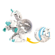 Bakuga Starter Pack 3 Pack, pyru Fangzor, коллекционные преображающие создания, для возраста 6 и выше
