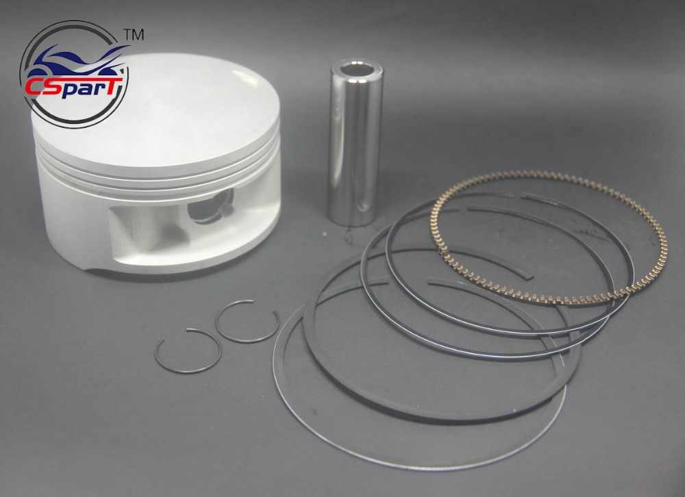 102Mm Piston Kit 22Mm Pin untuk Yamaha Grizzly Raptor Rhino 660 YFM660 YXR660