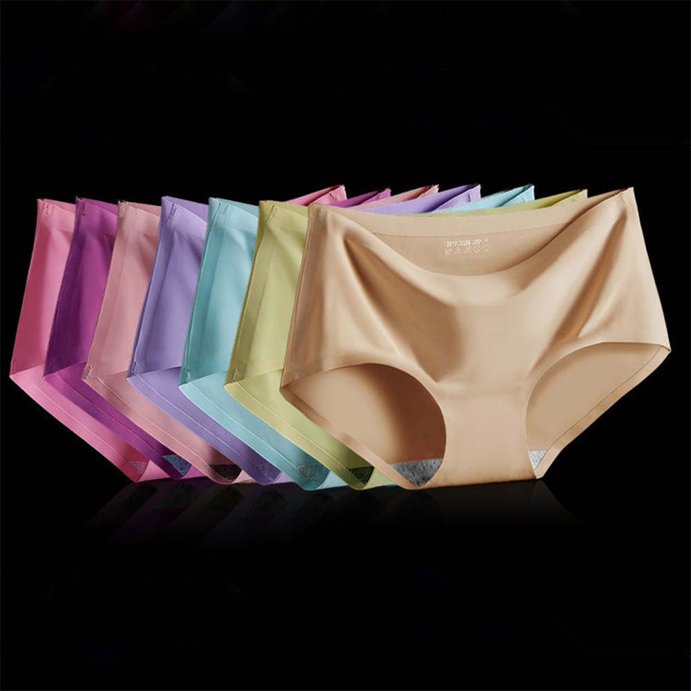 Leak Proof Menstrual Panties Physiological Pant Women Underwear Period Cotton Waterproof Briefs Female Lingerie Underpants