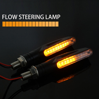 Motorfiets Turn Teken Licht Vloeiende Knipperende LED Voor ducati monster 821 848 748 scrambler monster s4r monster 696 multistrada