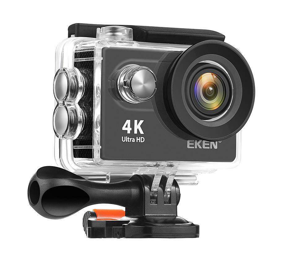 """EKEN H9R/H9 Ultra HD 4 K/30fps WiFi 2,0 """"170D impermeable bajo el agua 22"""