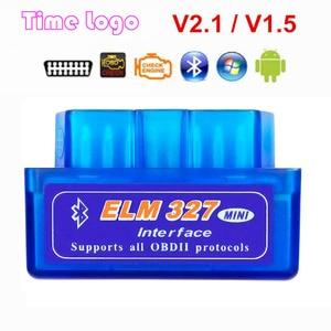 obd2 scanner Mini elm327 Bluet