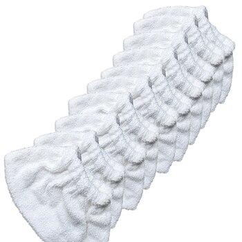 10 قطعة فرشاة غطاء رأس غطاء ل كارشر SC2 SC3 SC4 SC5 البخار نظافة التبعي