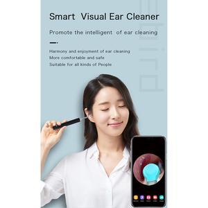 Image 4 - Bebird Ear Wax Cleaner Verwijdering Endoscoop Tool Veilig Smart Visuele Oor Stok In Oor Schoonmaken Endoscoop Mini Camera Oor picker Gereedschap