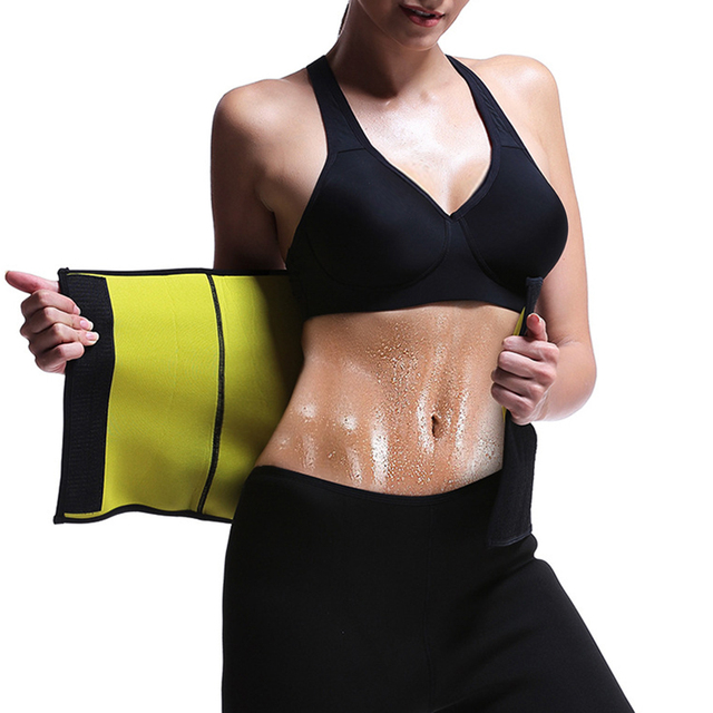 Yoga Workout Shapewear Vest Tank High Elasticity Sweat Slimming Belly Belt Vest Workout Body Shaper Tank Top 2