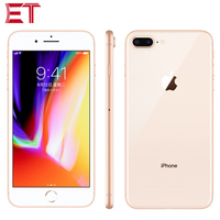 """AT&T Version Apple iPhone 8 Plus A1897 Mobile Phone 3GB RAM 64GB/256GB ROM A11 Chipset 5.5""""1920X1020P NFC 2691mAh iOS Smartphone