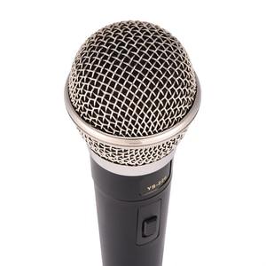 Image 3 - Microphone karaoké portable professionnel filaire Microphone dynamique clair micro Vocal pour karaoké partie chant musique Performance chaude