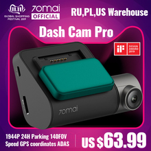 70MAI Car DVR Car-Camera Voice-Control Parking-Wifi ADAS Speed-N 1944P Coordinates Pro