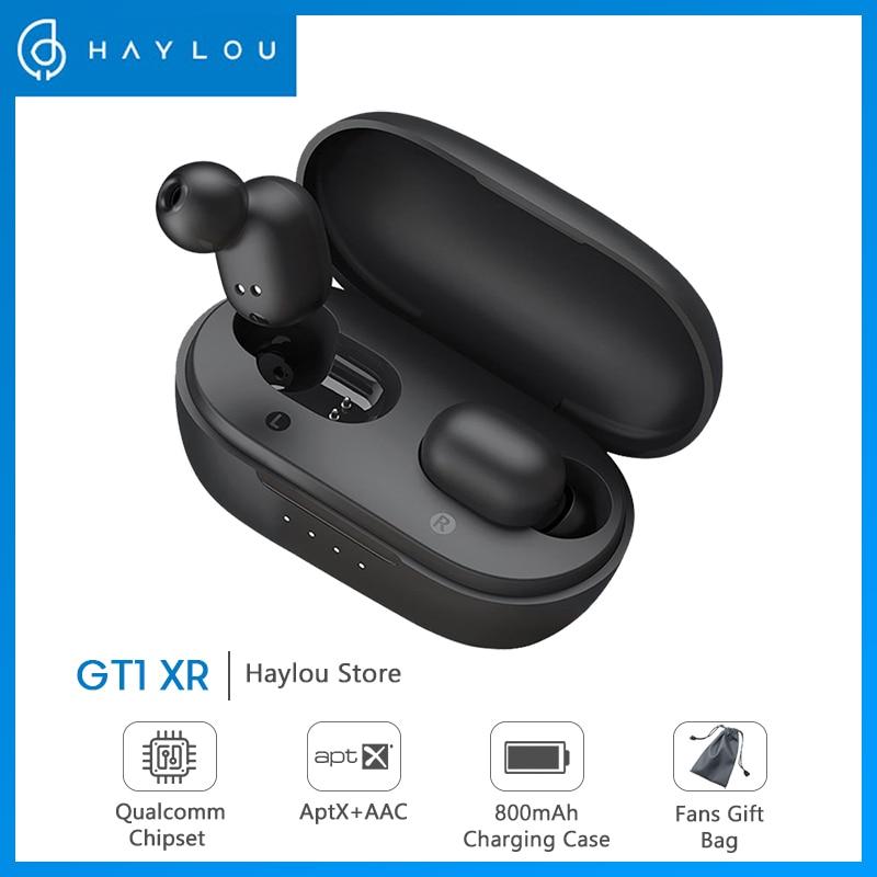 Haylou nuevos Auriculares Bluetooth GT1-XR... QCC 3020 Chip de alta calidad APTX auriculares inalámbricos