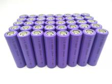 OOLAPR 40pcs 18650 2000mah Free shippng Li-ion Rechargeable 3.7V Battery for Flashlight Newest battery flashlight