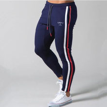 Skinny Joggers Pants Men Running Sweatpants Track Pants Gyms Fitness Sports Trousers Male Bodybuilding Training Bottoms