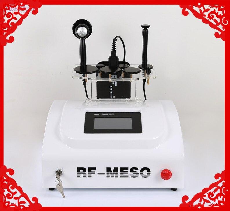 DHL wysyłka monopolarna częstotliwość radiowa RF maszyna lifting skóry twarzy zaostrzenie sprzęt kosmetyczny odmładzanie skóry urządzenie SPA