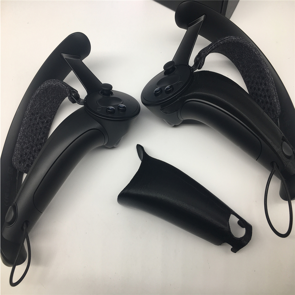 1pair Controller Grip Cover For Valve Index VR Game Accessories Handle Grip Anti-Slip Protective Cover Case VR Controller Parts