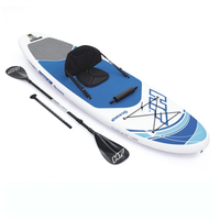 315*75*15cm Inflatable Stand Up Paddle Board Surfboard Surf Board Surfing Lake Water Sport