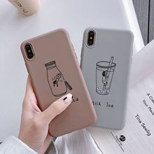 phone accessories iphone 6 case iphone 7 plus phone case iphone 6 case iphone 8 plus cases iphone xr case cheap ZKBOWBG Apple iPhones iPhone 6 Plus IPHONE 6S iPhone 6s plus IPHONE XS MAX iPhone11 iPhone 11 Pro MAX TPU Soft Shell Frosted