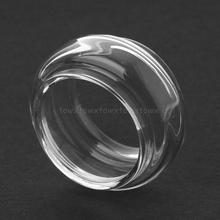 Żarówka przeźroczysta szklana rurka z pyreksu szklany zbiornik zamiennik dla papieros smok V9 Max atomizer zbiornika na kij V9 Max zestaw z pojemnością 8 5ML tanie tanio 5095070 Szkło for Stick V9 Max Kit