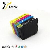 Epson WorkForce Pro WF-3720DWF/3725DWF 프린터 용 Epson 34XL T3471-T3474 잉크 카트리지 용 Tatrix