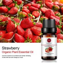 100% Natural Strawberry aromatherapy essential oils Aroma La