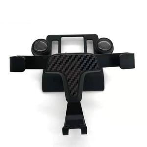 Image 2 - トヨタ RAV4 RAV 4 XA50 2019 2020 自動車電話ホルダー香り特別なサイズ炭素繊維車の香水
